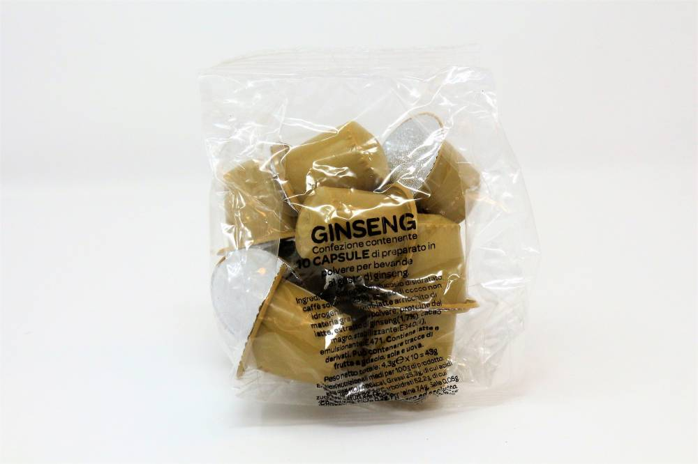 qualità solubile estratto di ginseng capsule compatibili Nespresso torrefazione La Compatibile
