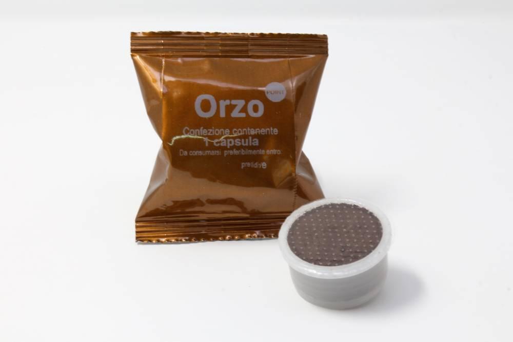"""QUALITA´ ORZO """"LA COMPATIBILE"""" PER LAVAZZA ESPRESSO POINT Confezione da 100 pezzi Il più denso e corposo caffè d´orzo dal sapore unico"""