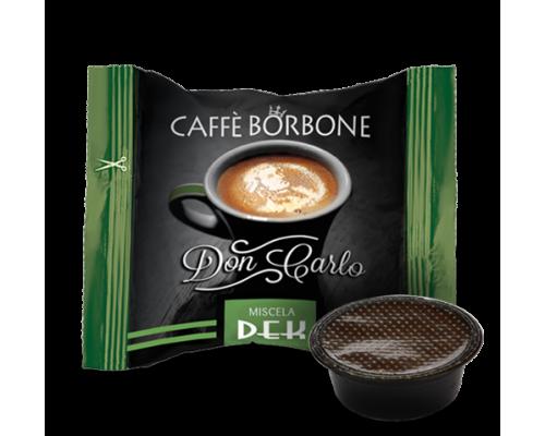 Vendita capsule caffè per Lavazza A Modo Mio Caffè Borbone miscela Verde/Dek Offerta